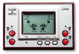 GAME & WATCH - Judge
