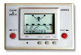 GAME & WATCH - Vermin